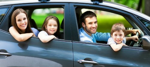 Hiring a Mobile Detail Company for Monthly Service will maintain your vehicle's appearance while you're constantly on the go with your children!