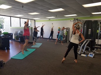 Journey Fitness Center Circuit Training